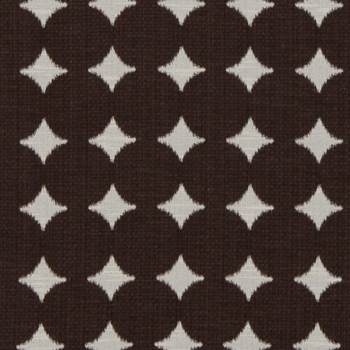DwellStudio Dotscape Fabric - Major Brown