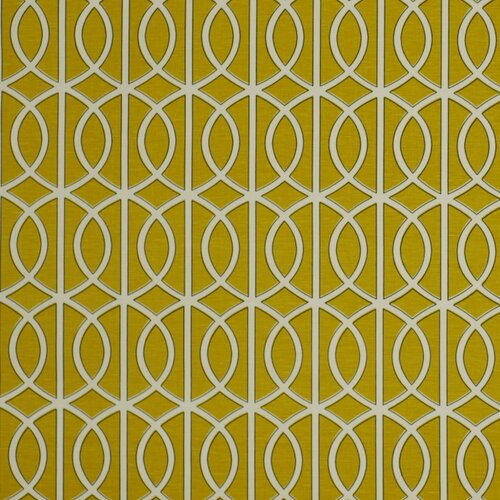 DwellStudio Gate Fabric - Citrine