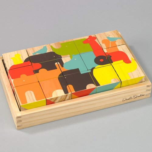 DwellStudio Puzzle Blocks - SOLD OUT