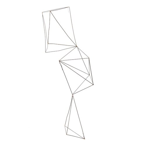DwellStudio 3 Piece Wire Prism Objet