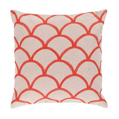 DwellStudio Scala Persimmon Pillow