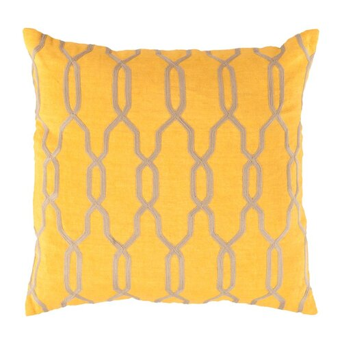 DwellStudio Printed Trellis Pillow