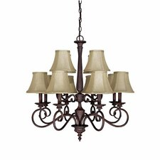 Hammond 12 Light Chandelier