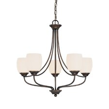 Marlow 5 Light Chandelier