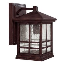 Preston 1 Light Outdoor Wall Lantern