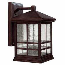 Preston 4 Light Outdoor Wall Lantern