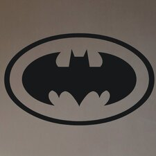Personalized Batman Wall Decal