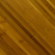 "Bamboo 3-3/4"" Solid Horizontal in Tanned"