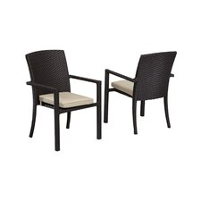 Solana Dining Arm Chair with Cushion