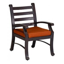 Newport Dining Arm Chair with Cushion