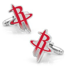 NBA Silver Plated Cufflinks