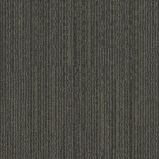 "Town Square Square 19.69"" x 19.69"" Carpet Tile in Promenade"