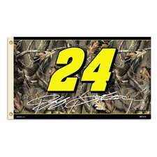 NASCAR 2-Sided Traditional Flag