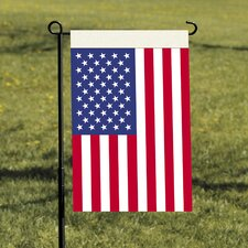 United States Garden Flag Set