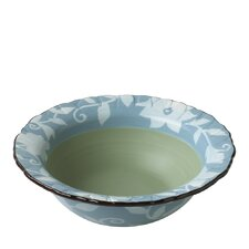 "Patio Garden 9.54"" Serving Bowl"
