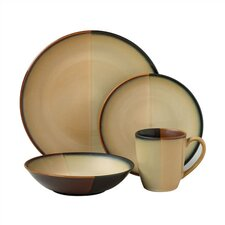 Java 16 Piece Dinnerware Set