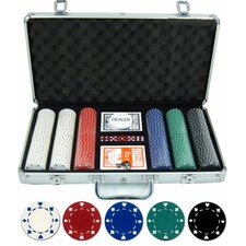 300 Piece Suited Poker Set