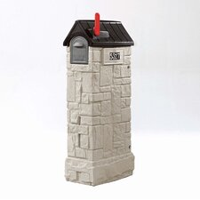 StoreMore Column Mounted Mailbox