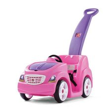 Whisper Ride Buggy in Pink