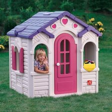 Naturally Playful Sweetheart Playhouse