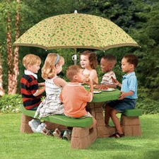 Naturally Playful Kids Picnic Table