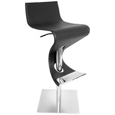 "Viva 28"" Bar Stool in Black"