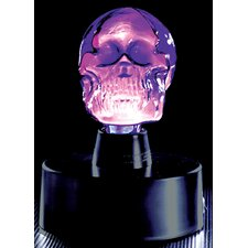 Mini Skull Electra Table Lamp