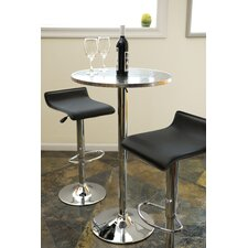 Ale Bar Stool in Black