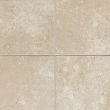 "Sandalo 6"" x 6"" Field Tile in Serene White"
