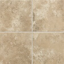 "Stratford Place 12"" x 12"" Unpolished Ceramic Floor Tile in Willow Branch"