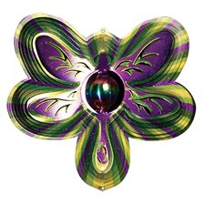 Designer Gazing Dragonfly Wind Spinner