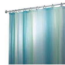 Ombre Polyester Shower Curtain