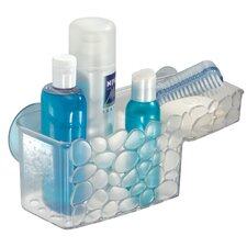Pebblz Bath Suction Combo Basket