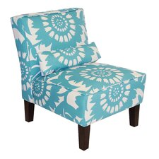 Cotton Slipper Chair