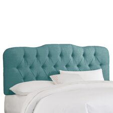 Tufted Linen Upholstered Headboard