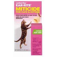 Ear Rite Miticide for Cats