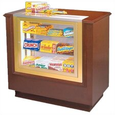 Hardwood Concession Stand