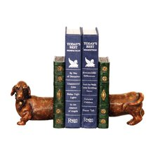 Peppy Bookends (Set of 2)