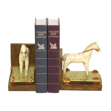 Childs Pony Bookends (Set of 2)
