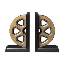 Movie Reel Bookends