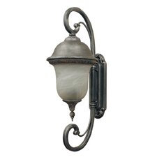 Beaumont Double Scroll Outdoor Wall Lantern