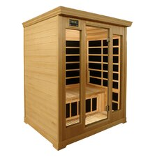 3-Person Luxury Infrared Sauna