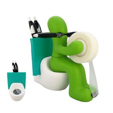 Desktop Butt Station Assistant in Green