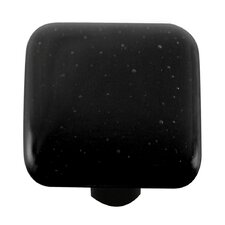 Solids Cabinet Knob in Black