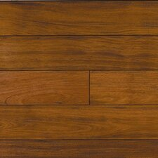 "5-1/2"" Solid Brazilian Cherry Antiquity Hand-Scraped Flooring"