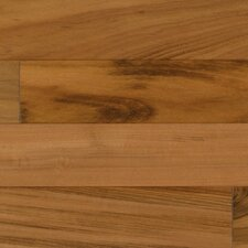 "6-1/4"" Engineered Hardwood Tigerwood Flooring in Clearvue Urethane"