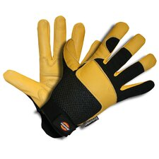 Tough Task Grain Goatskin Activity Gloves
