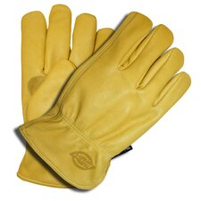 Saddle Grain Cowhide Lining Gloves