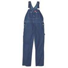 Denim Stone Washed Overall