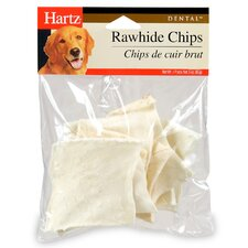 Dental Rawhide Chip for Pet Dog Treat